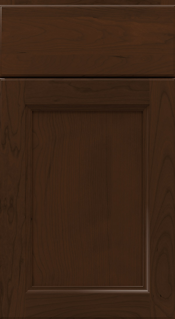 tennyson_cherry_flat_panel_cabinet_door_bison
